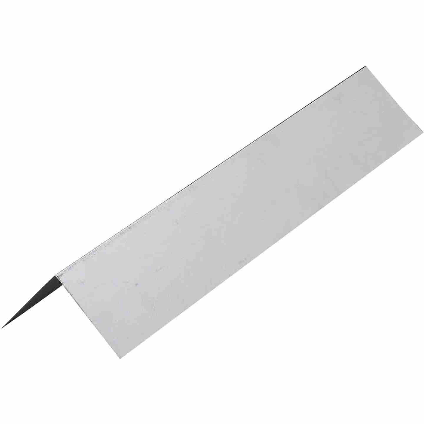 NorWesco A 1 In. X 1 In. Galvanized Steel Roof & Drip Edge Flashing Image 1
