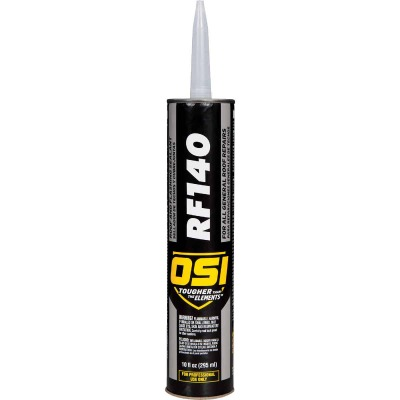 OSI RF140 10 Oz. Roof & Flashing Sealant