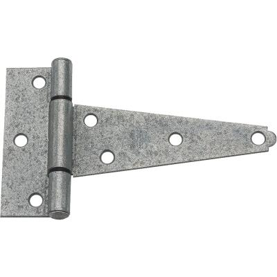 National 5 In. Galvanized Steel Heavy-Duty Tee Hinge