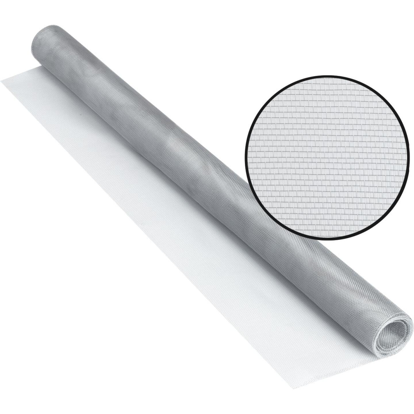 Phifer 48 In. x 84 In. Brite Aluminum Screen Ready Rolls Image 1