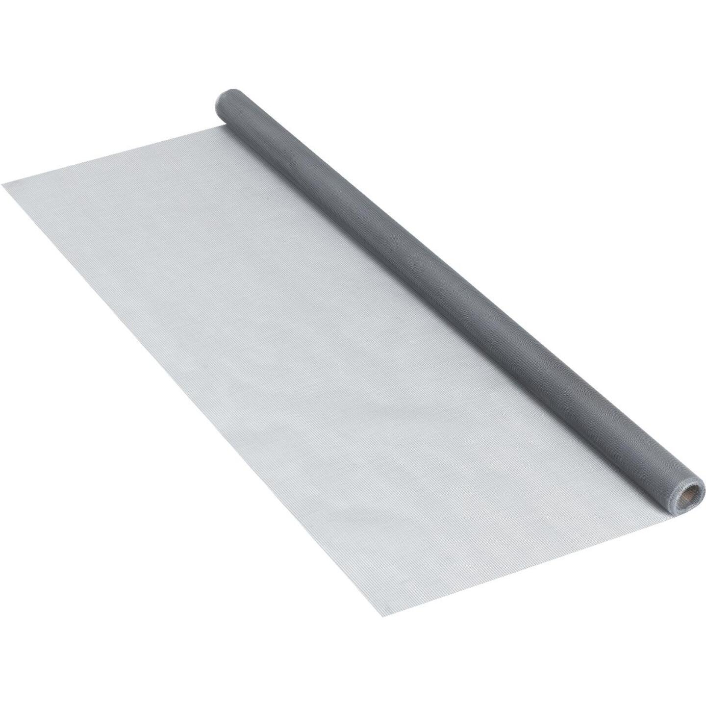 Phifer 48 In. x 84 In. Gray Fiberglass Screen Cloth Ready Rolls Image 3