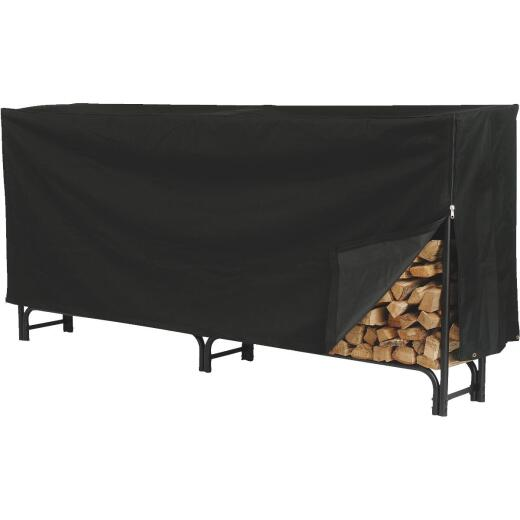 Shelter Extra-Large Deluxe Log Rack Cover, 100 In. L
