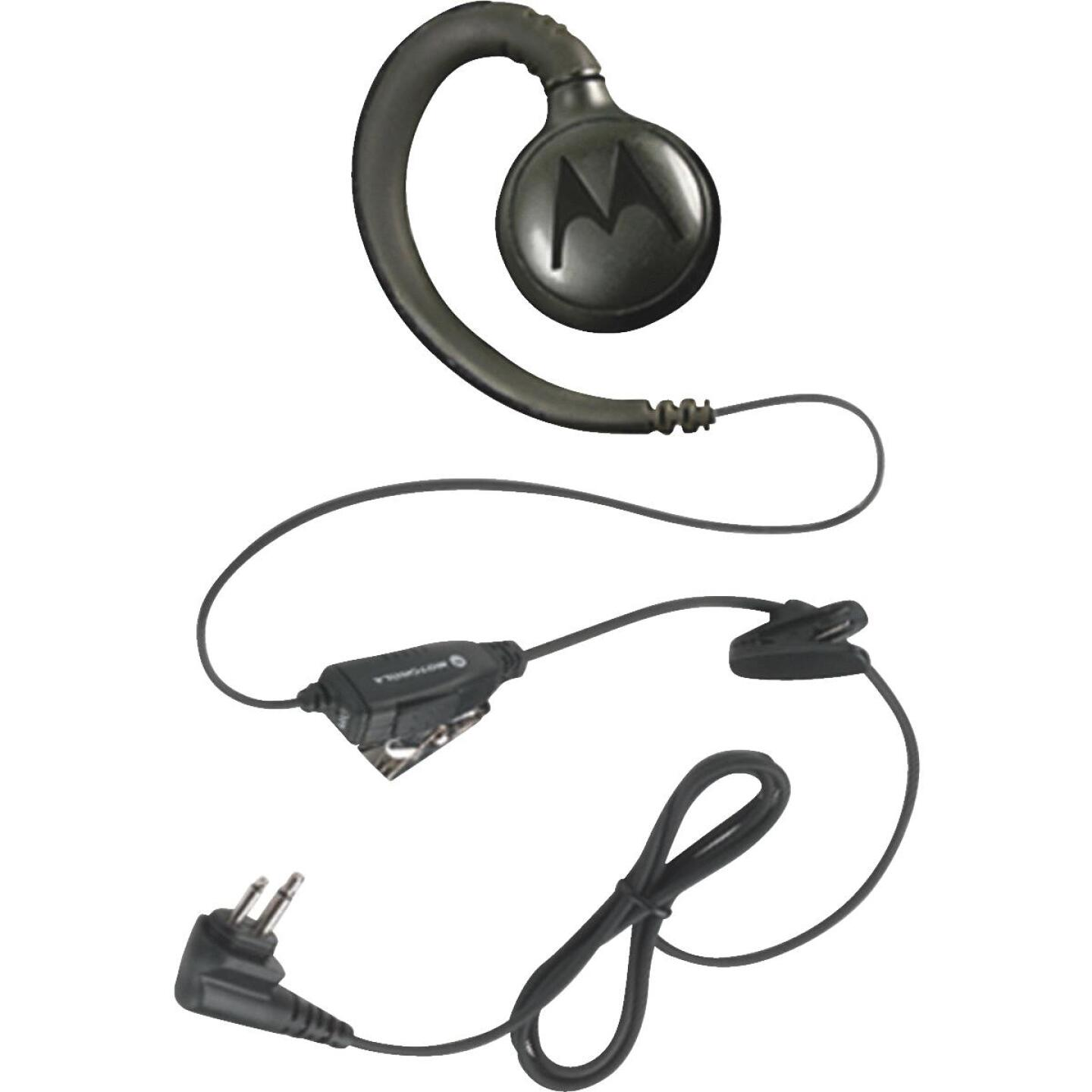 Motorola Earpiece & Microphone Cell Phone Headset Image 1
