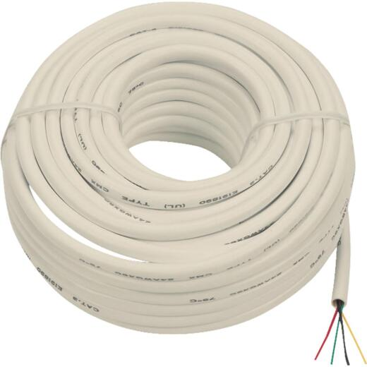 Audiovox 50 Ft. Ivory Phone Wire