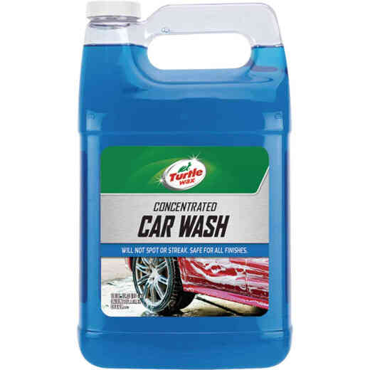 Turtle Wax 128 Oz. Liquid Car Wash and Wax