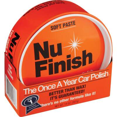 Nu Finish 14 Oz. Paste Car Wax