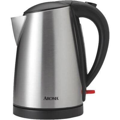 Aroma 7 Cup Stainless Steel Electric Kettle