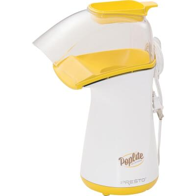 Presto Poplite 18-Cup Hot Air Popcorn Popper