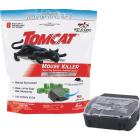 Tomcat Mouse Killer I Refillable Mouse Bait Station (8-Refill) Image 1