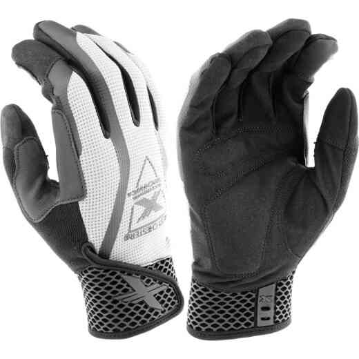 West Chester Protective Gear Extreme Work Multi-PleX Men's Large Synthetic Leather Work Glove