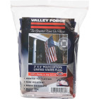 Valley Forge 3 Ft. x 5 Ft. Polycotton American Flag Image 2
