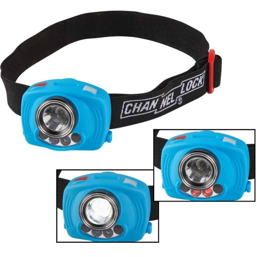 Channellock 100 Lm. LED Headlamp